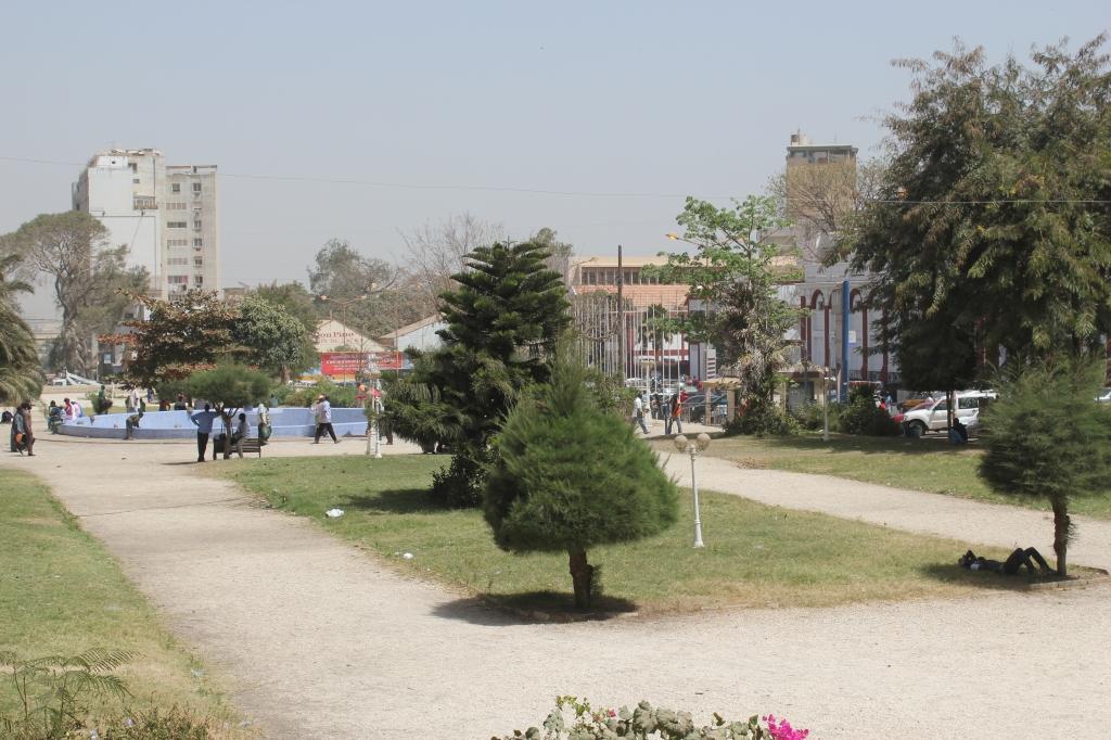 Place de l'Indépendence de Dakar