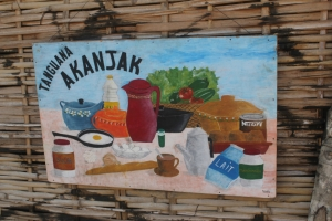Akanjak, el local de Gilberta