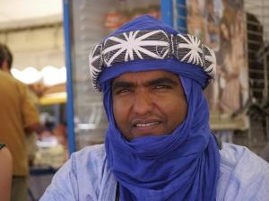 Moussa Ag Assarid. Fuente: Wikimedia