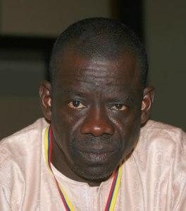 El Hadji Amadou Ndoye. Fuente: Guinguinbali