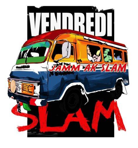 Imagen de Vendredi Slam, el colectivo de Slam más conocido en Senegal